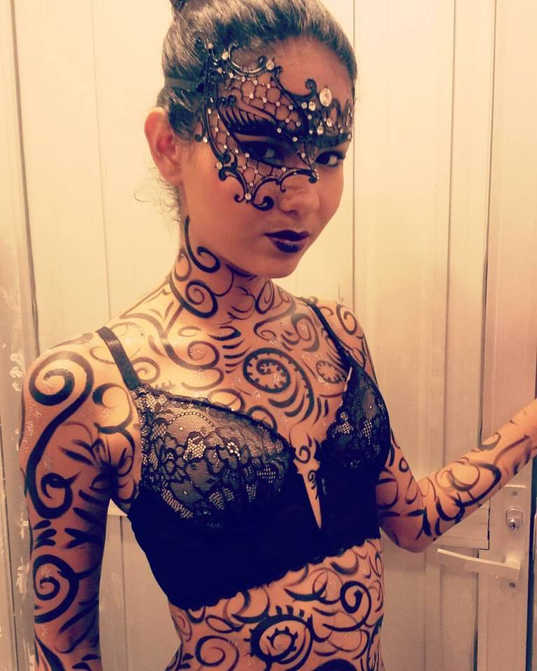 BODY PAINT LOS CABOS 3