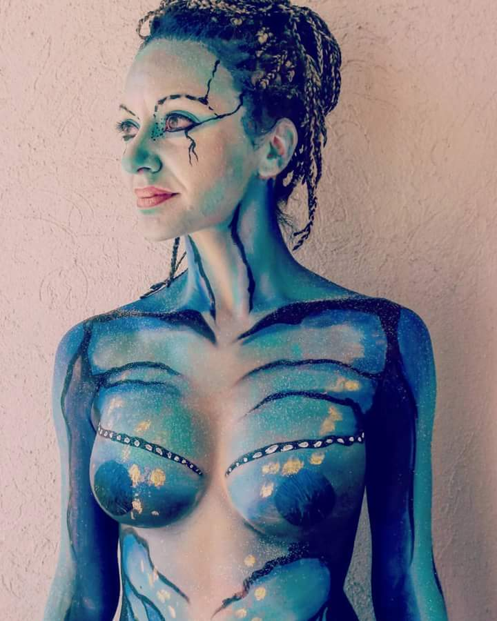 BODY PAINT LOS CABOS.
